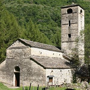 <span>Abbazia di  </span>San Benedetto<span> in Val Perlana</span>